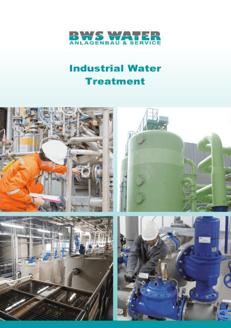 BWS company brochure in epaper version